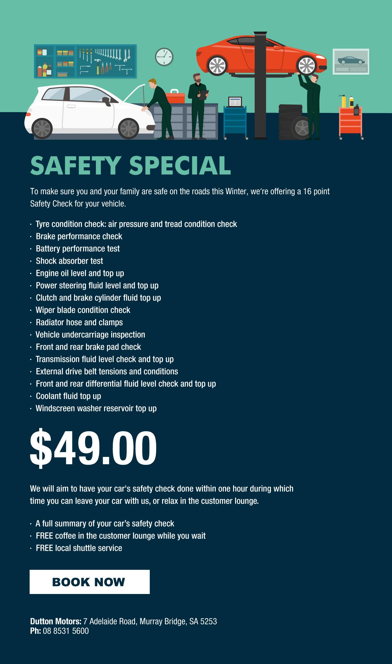 Dutton motors service specials duttons automotive for Subaru motors finance phone number